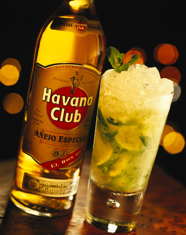 Drink Photography-Havana Club Cocktail Photography