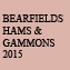 To photograph the entire range of the Bearfields hams and gammons for the web and print, a London based family business.
